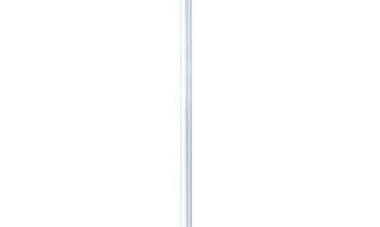 Zeigt einen Unilube Düsenarm aus biegbarem Inox für die Minimalmengenschmierung.